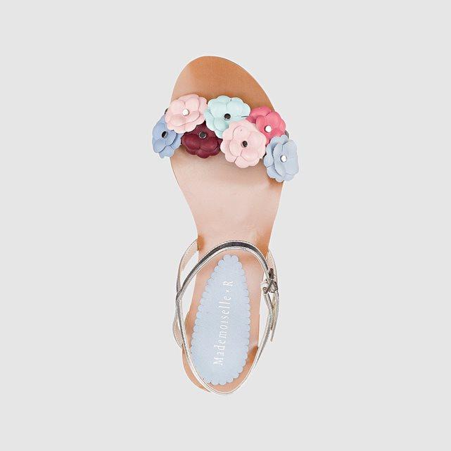 sandale La redoute L'atelier d'al blog mode