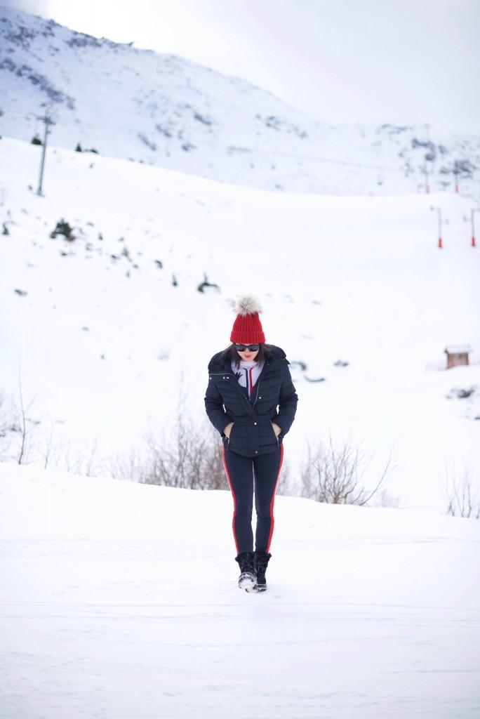 look Ski Arcs Club Med L'atelier d'al blog Mode lifestyle Paris
