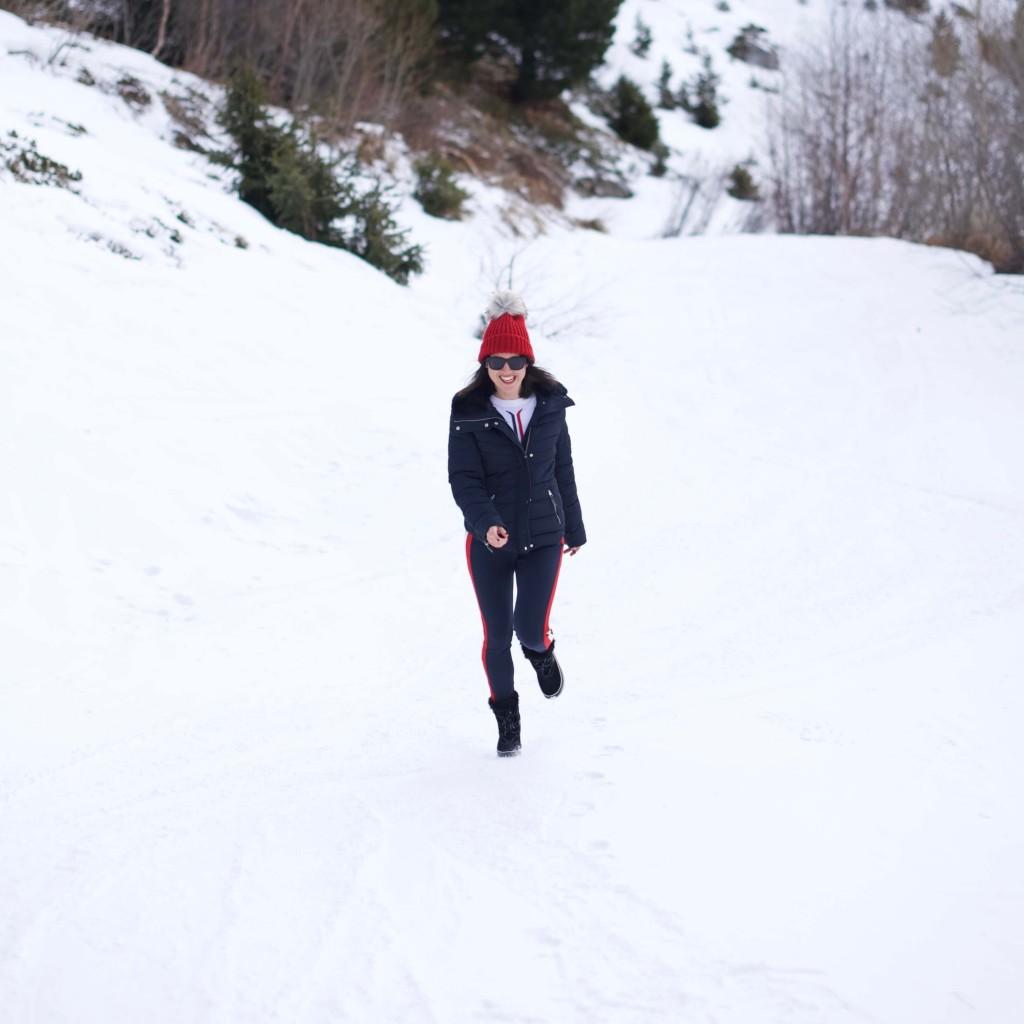 look Ski Sorel Rossignol Arcs Club Med L'atelier d'al blog Mode lifestyle Paris