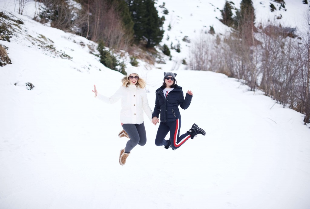 look Ski Sorel Rossignol Arcs Club Med L'atelier d'al blog Mode lifestyle Paris
