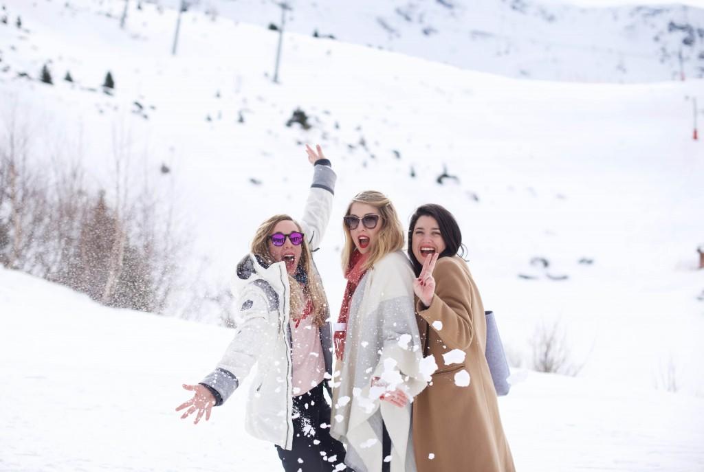 Ski Arcs Club Med L'atelier d'al blog Mode lifestyle Paris Chloé Penderie Amélie Nymphéas