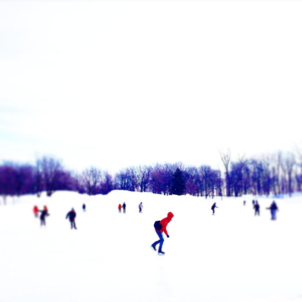 Patin à glace Montréal