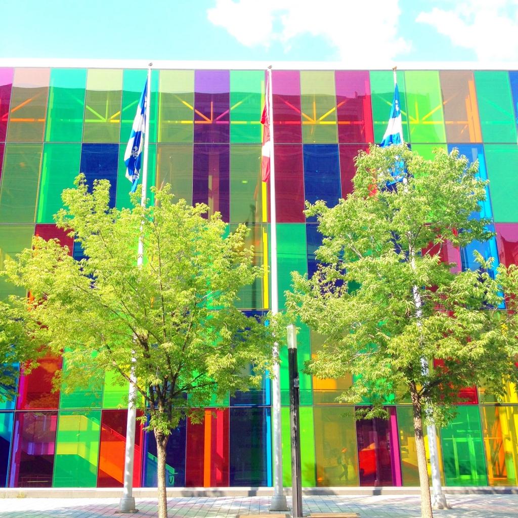 Palais des congrès Montreal Latelierdal