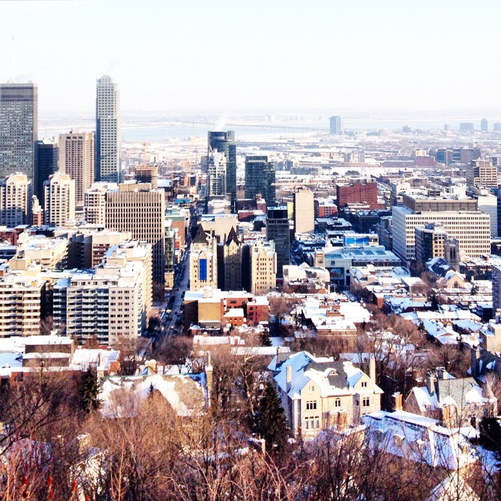 Mont Royal Montreal Latelierdal