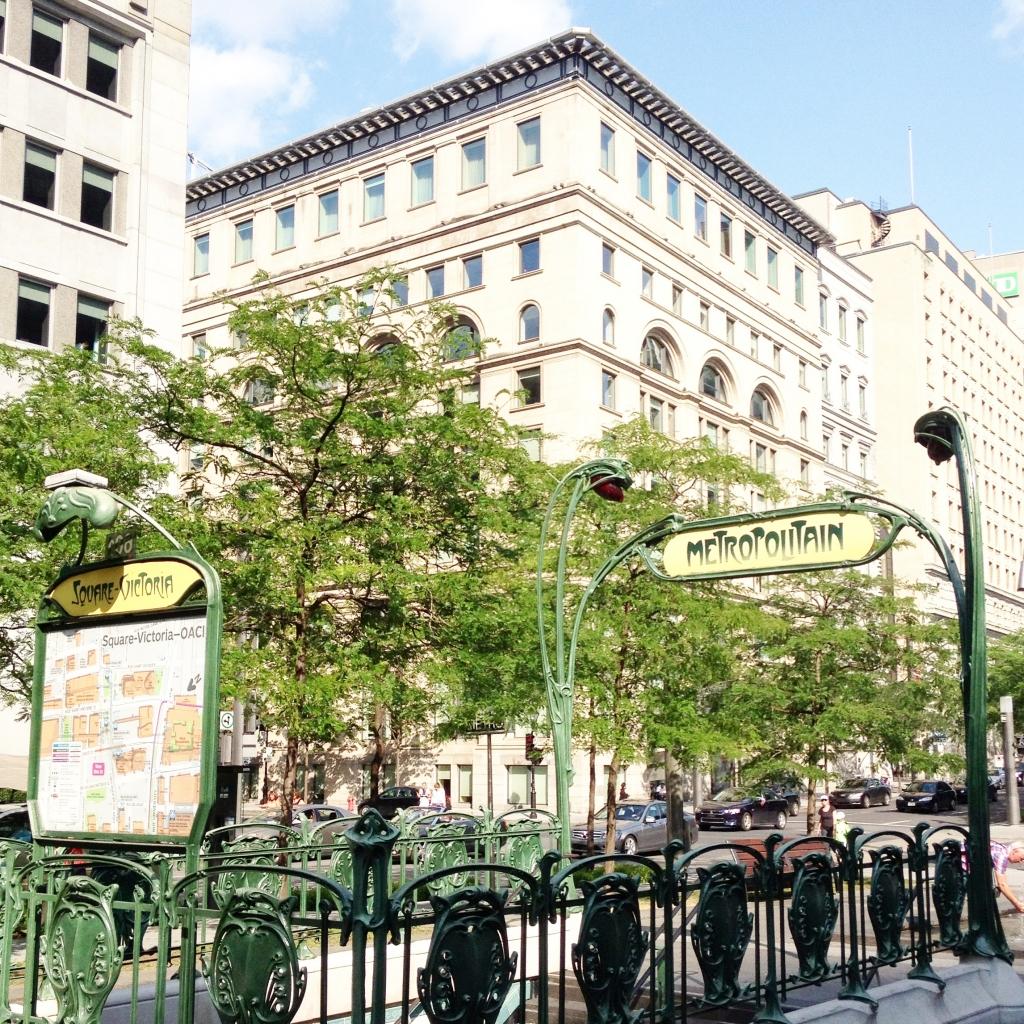 Square Victoria Montréal Latelierdal