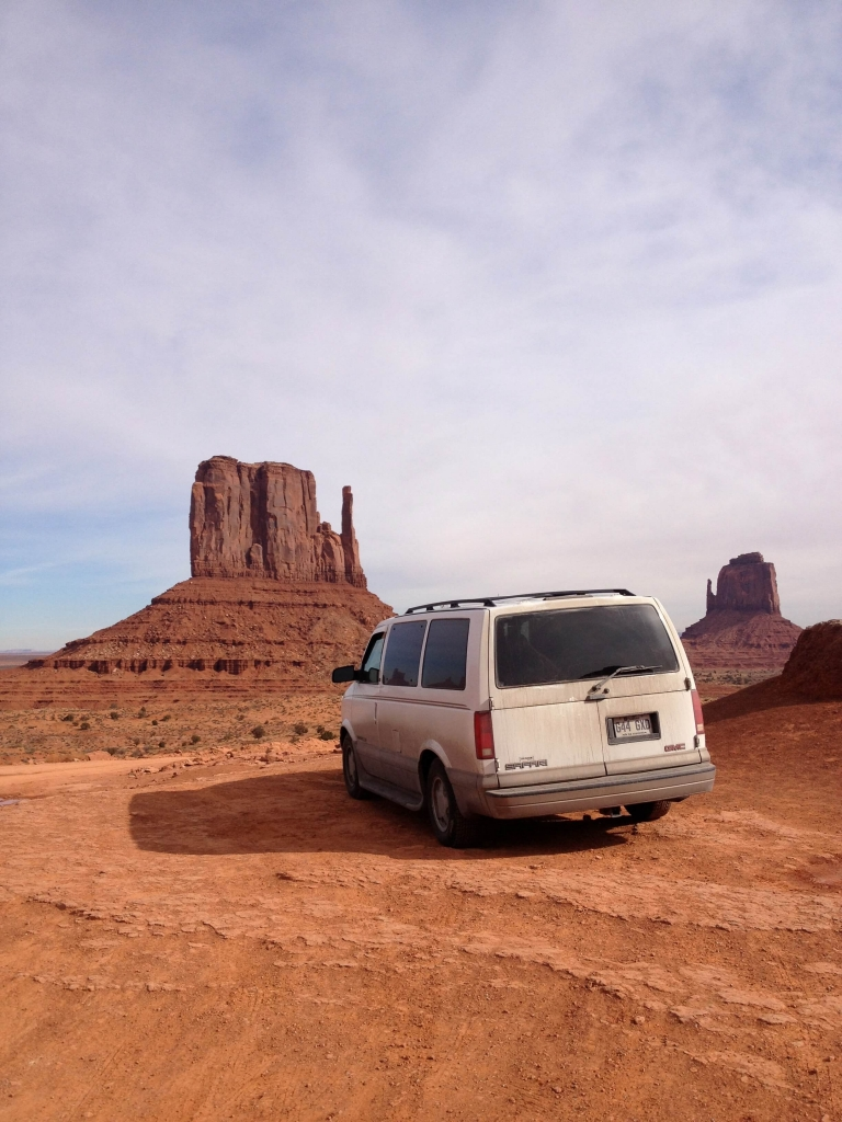 Monument Valley Van Latelierdal