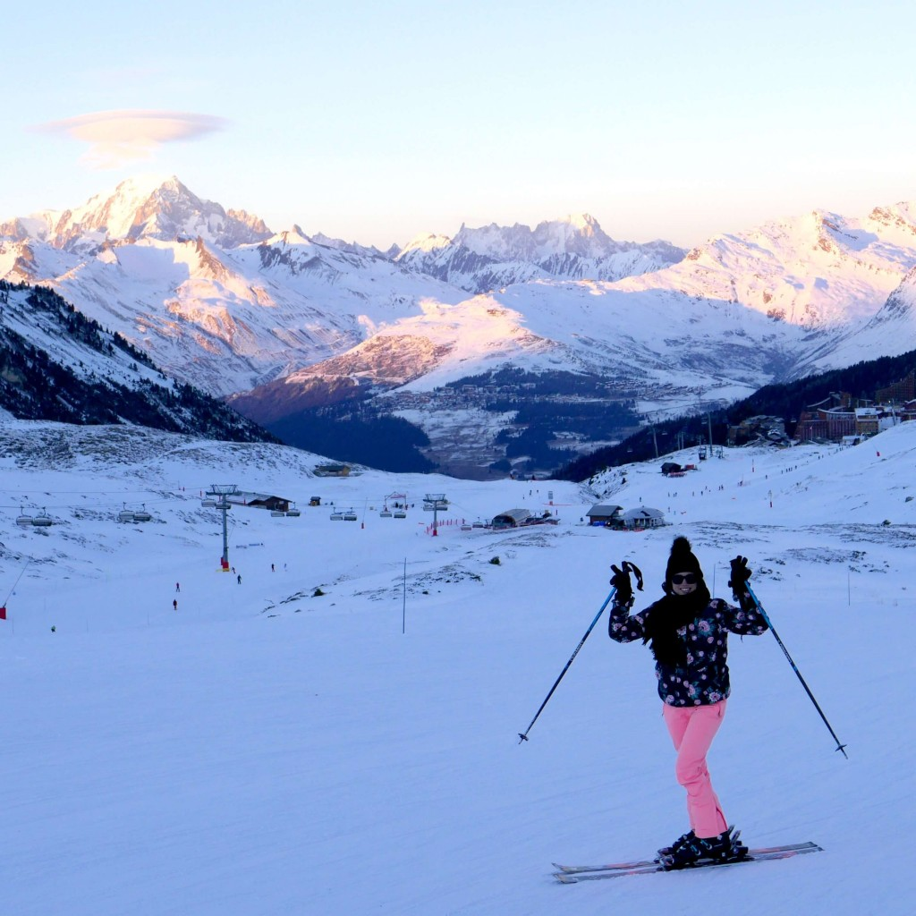 Ski Arcs Club Med L'atelier d'al blog Mode lifestyle Paris
