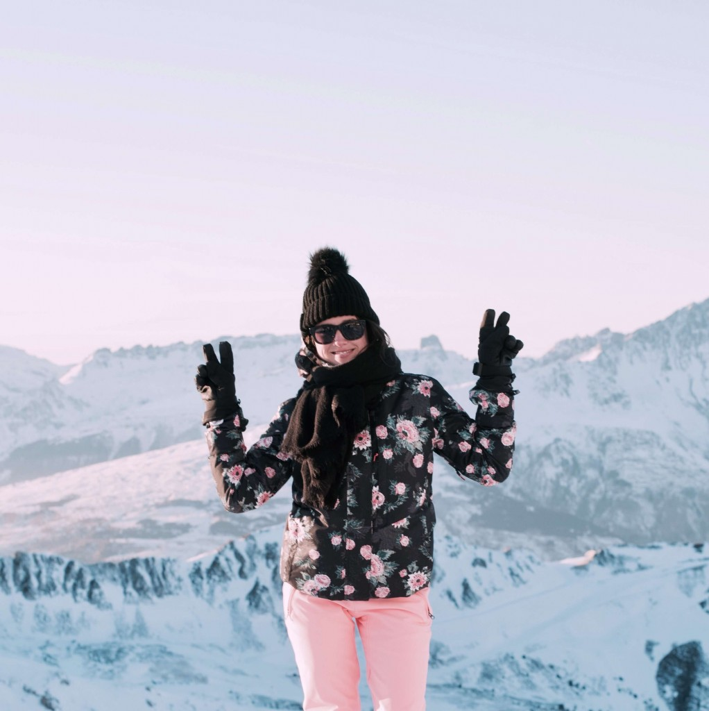 Ski Arcs Club Med L'atelier d'al blog Mode lifestyle Paris