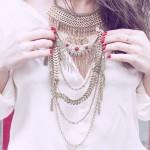 Diwali Paris collier ethnique L'atelier d'al blog mode lifestyle Paris