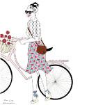 illustration Latelierdal blog mode et voyage