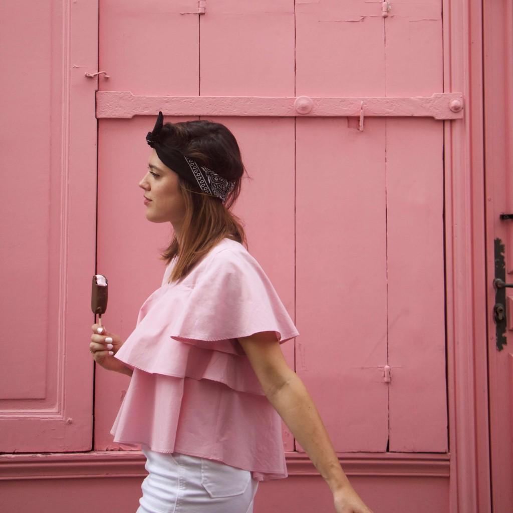 Magnum double framboise shooting L'atelier d'al blog lifestyle DIY mode fashion ParisMagnum double framboise shooting L'atelier d'al blog lifestyle DIY mode fashion Paris