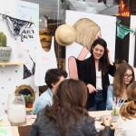 DIY broche feutrine Tuto customiser vêtements couture l'atelier d'al blog lifestyle DIY mode Paris atelier BHV My Litte Paris
