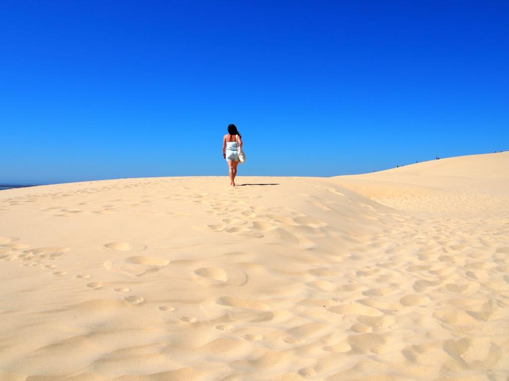 Look dune pyla Latelierdal Combinaison hm