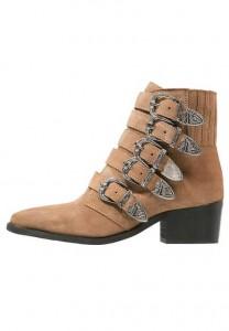 boots Zalando camel coup de coeur l'atelier d'al blog mode