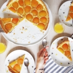 Recette tarte abricots Latelierdal blog mode voyage food