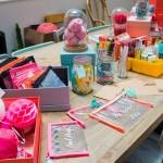 Photo Marie-Paola Bertrand-Hillion atelier Hema Nymphéa's factory DIY