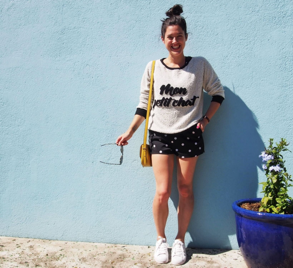 look Wear Lemonade salopette Latelierdal blog mode