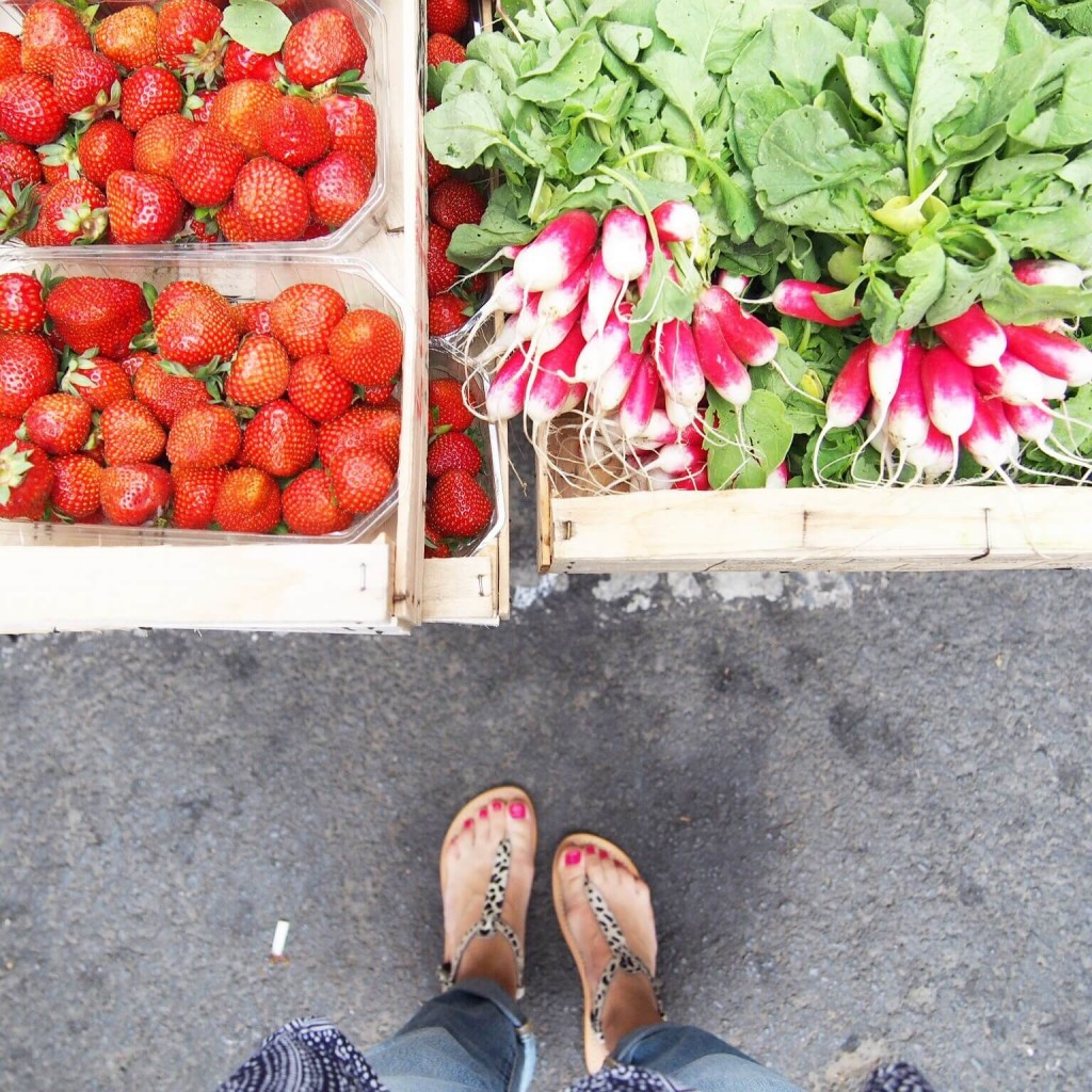 Brive La Gaillarde et son pays city guide le marché par L'atelier d'al blog lifestyle voyage mode DIY