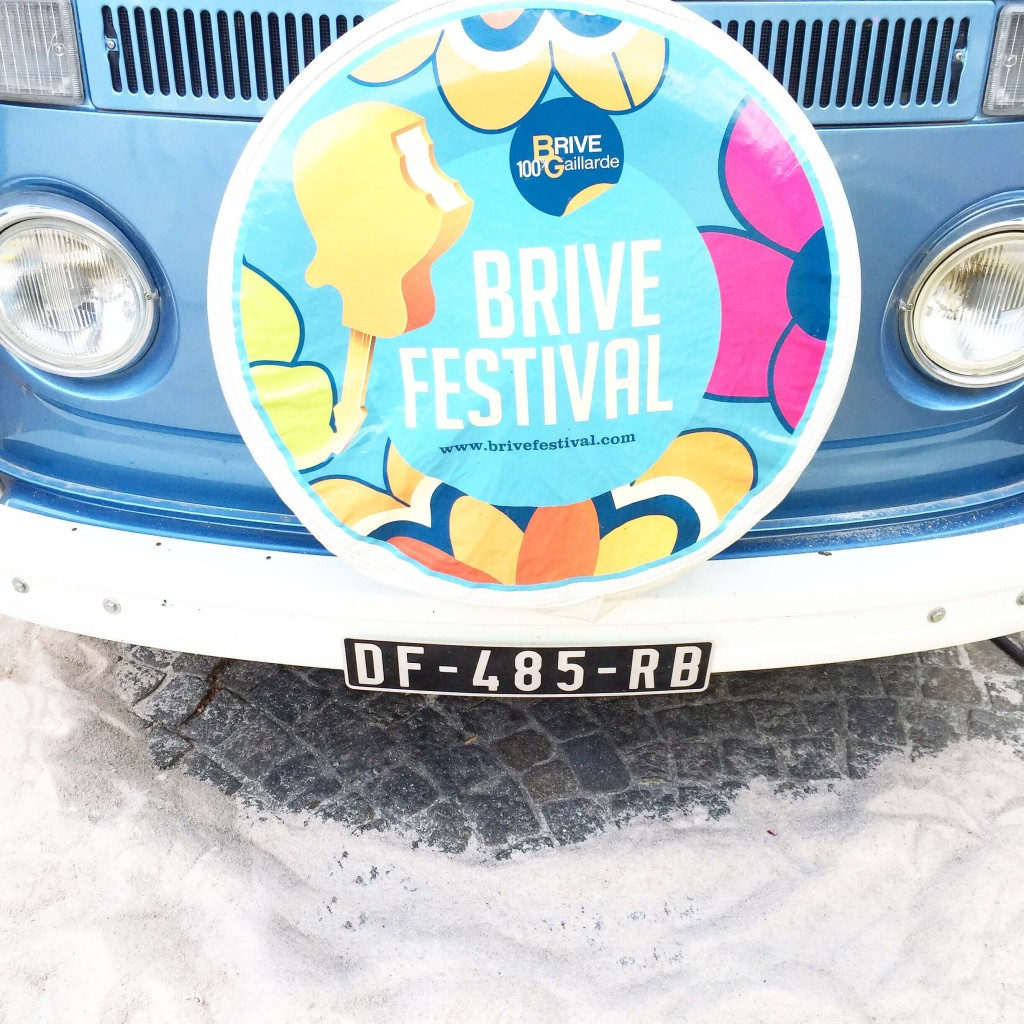 Brive La Gaillarde et son pays city guide Brive Festival par L'atelier d'al blog lifestyle voyage mode DIY