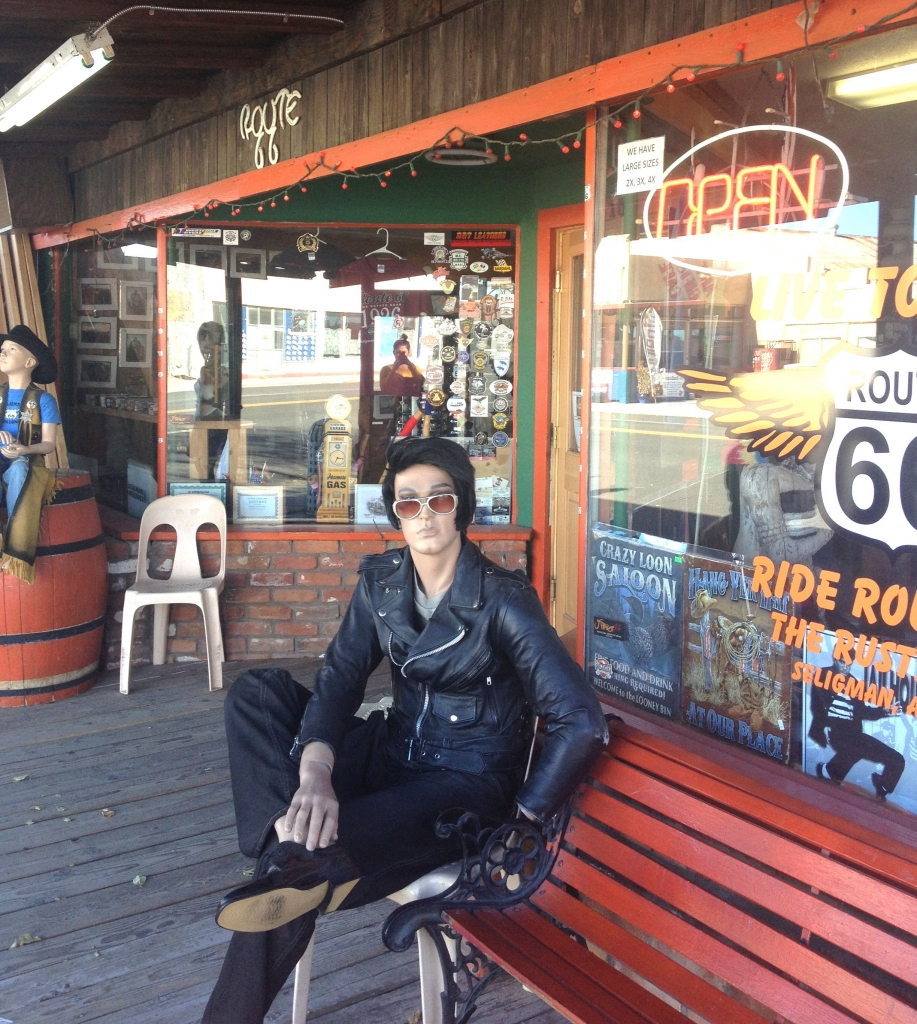 city guide Las Vegas Route 66 Latelierdal