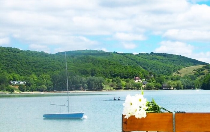 Brive La Gaillarde city guide par Latelierdal Lac du Causse L'atelier d'al blog lifestyle voyage mode DIY