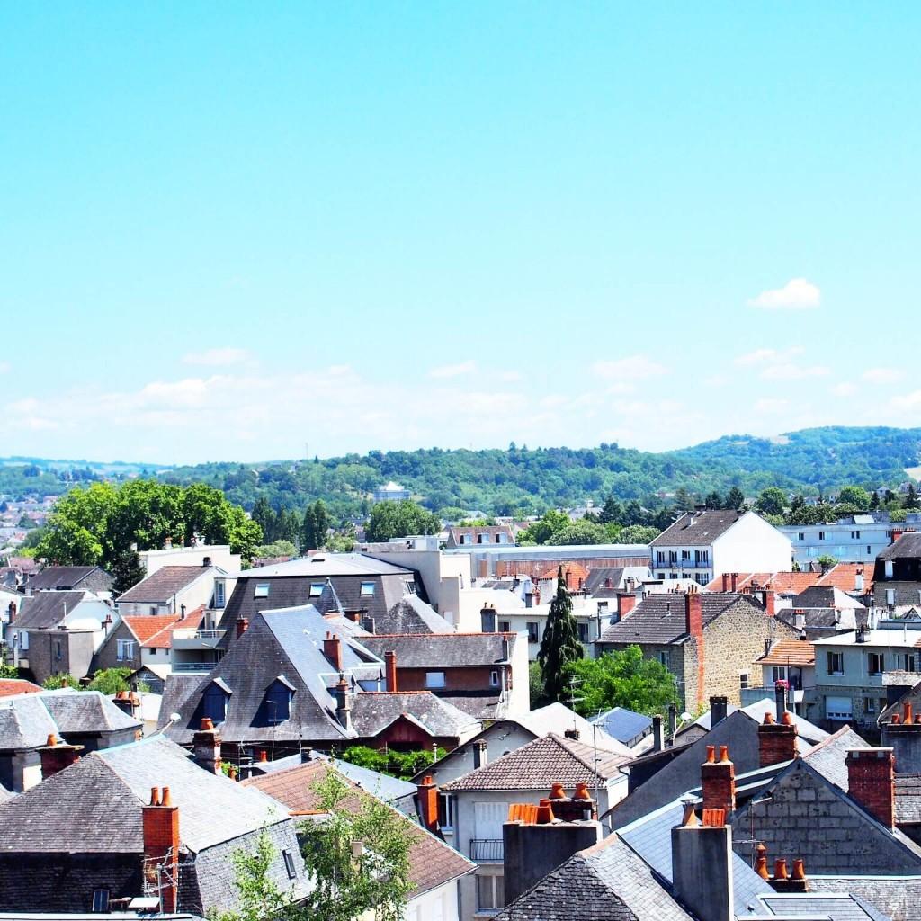 Brive La Gaillarde et son pays city guide par L'atelier d'al blog lifestyle voyage mode DIY