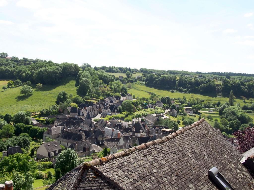 Brive La Gaillarde et son pays city guide Turenne par L'atelier d'al blog lifestyle voyage mode DIY