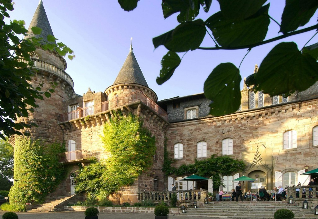 chateau-de-castel-novel Brive La Gaillarde et son pays city guide par L'atelier d'al blog lifestyle voyage mode DIY hôtel