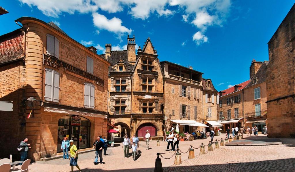 Sarlat Brive La Gaillarde et son pays city guide par L'atelier d'al blog lifestyle voyage mode DIY