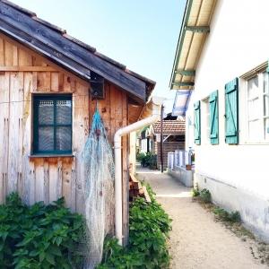 Bassin Arcachon city guide Village de l'Herbe