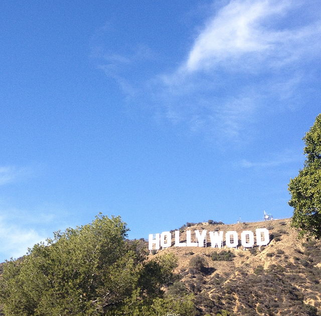 City guide Californie latelierdal Hollywood sign