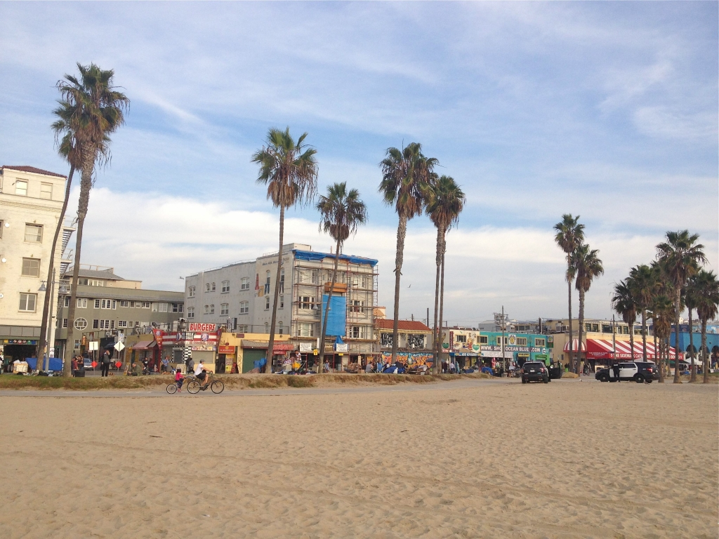 City guide Californie latelierdal Venice beach
