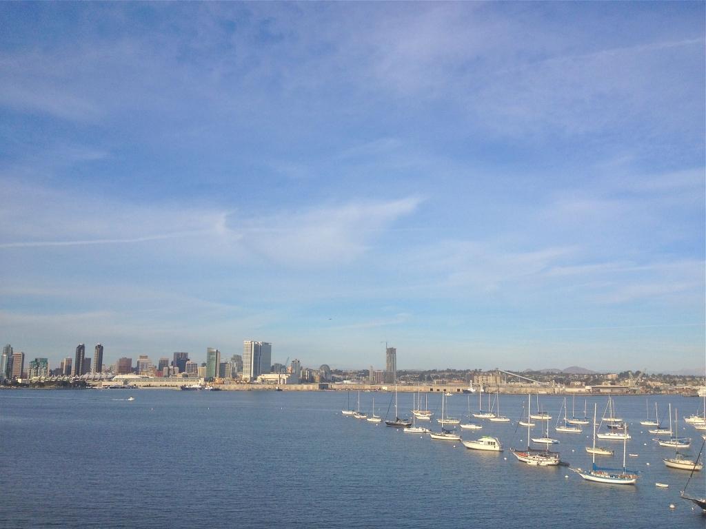City guide Californie latelierdal San Diego
