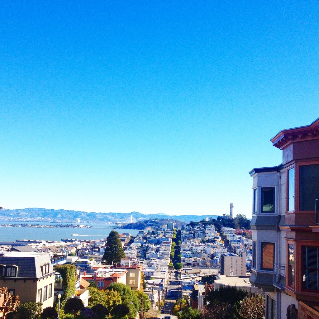San Francisco Et Le Lac Tahoe L Atelier D Al