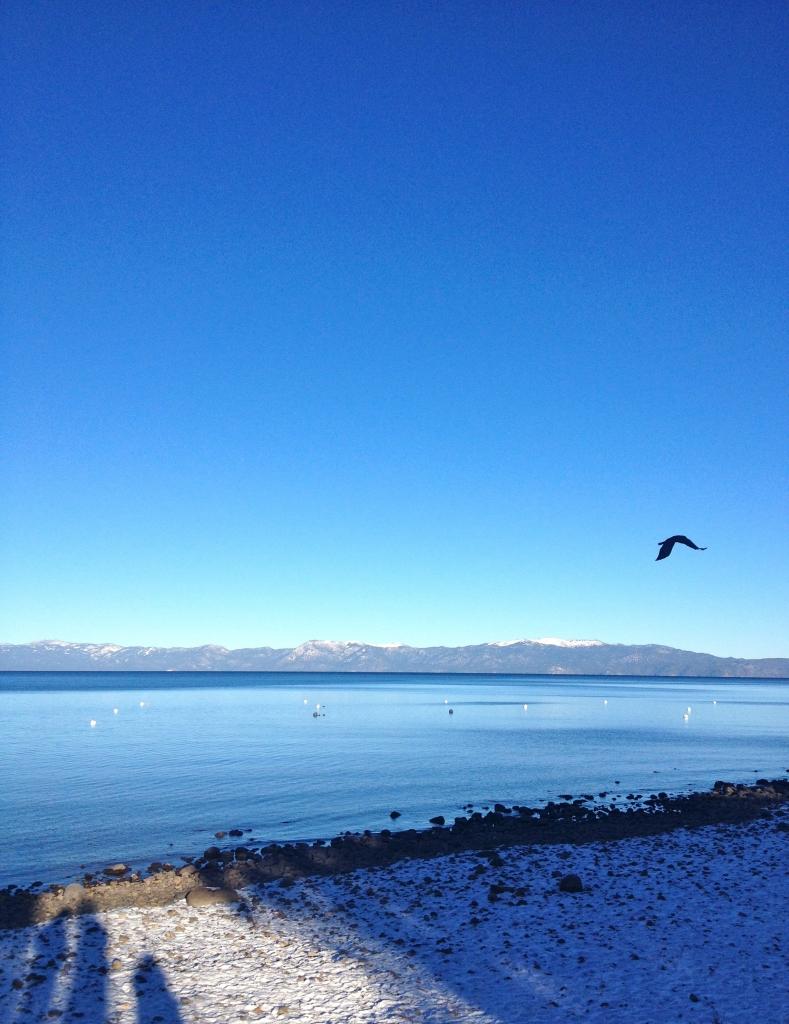 San Francisco Et Le Lac Tahoe