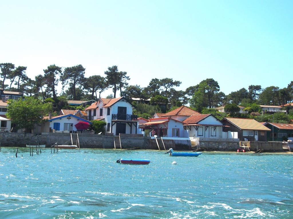Bassin Arcachon city guide l'Herbe