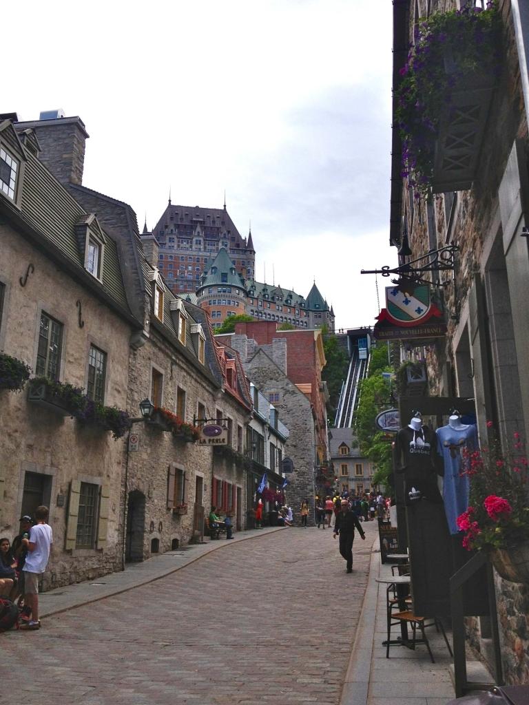 City guide L'atelier d'al Québec