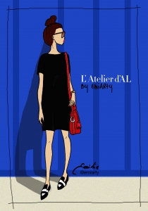 illustration latelierdal blog mode et voyage lifestyle