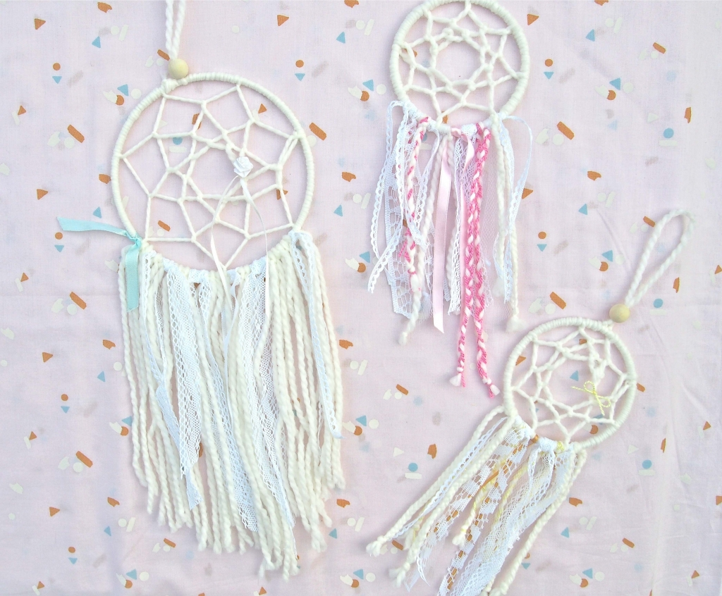 Diy comment fabriquer un attrappe r ves dream catcher - Fabriquer attrape reve ...