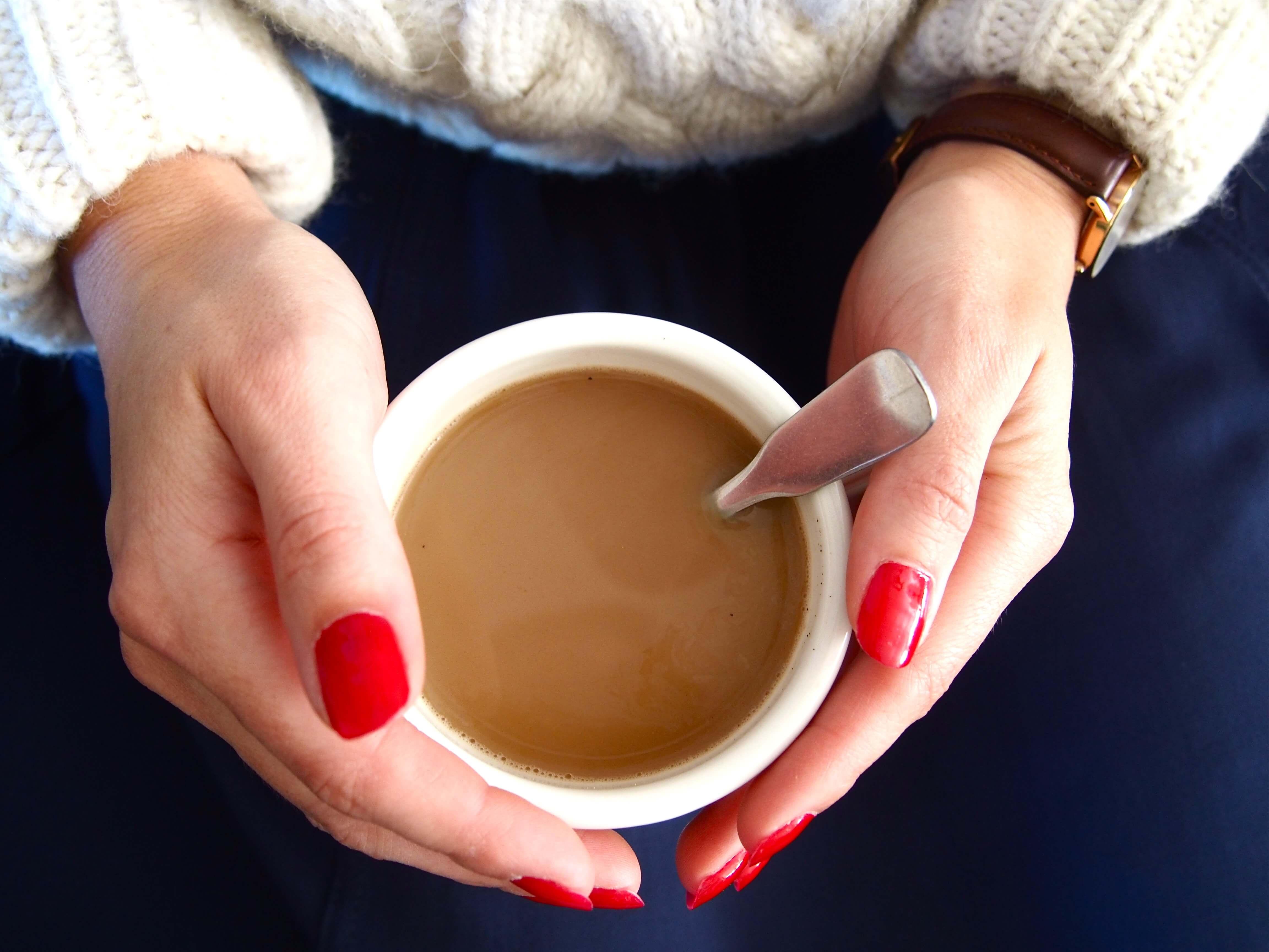 ma boisson de l 39 automne recette cha tea latte. Black Bedroom Furniture Sets. Home Design Ideas