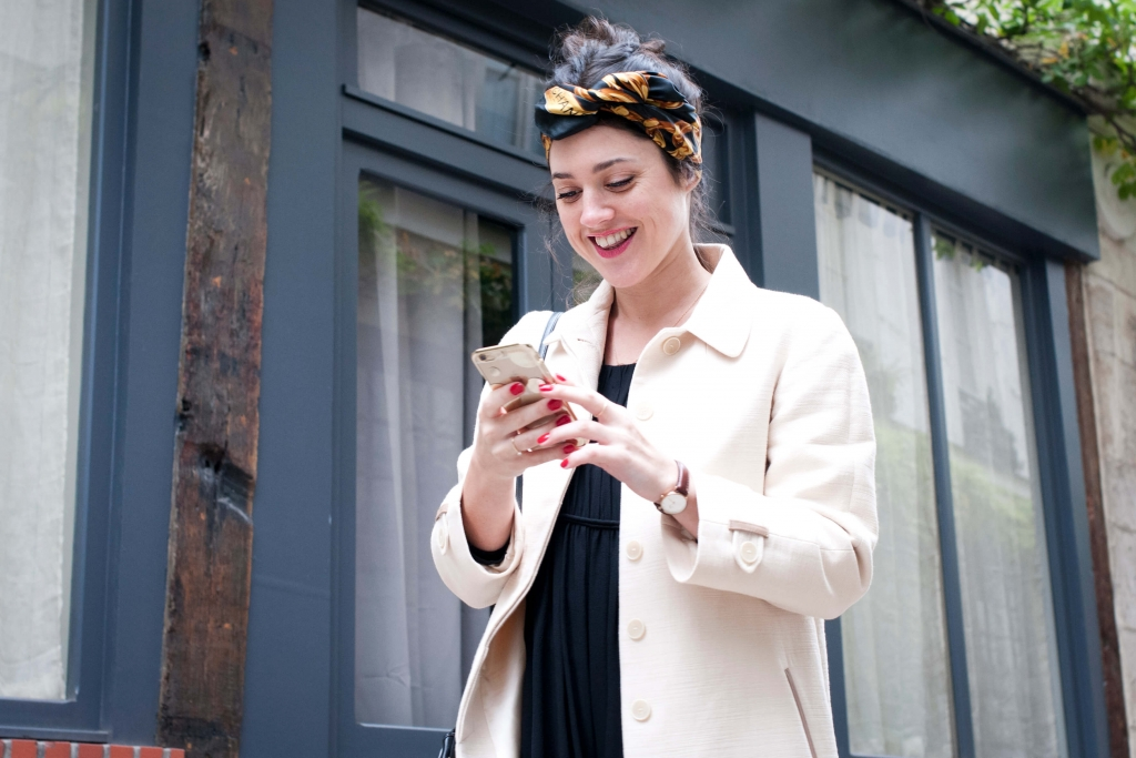 La parisienne blog mode lifestyle paris latelierdal