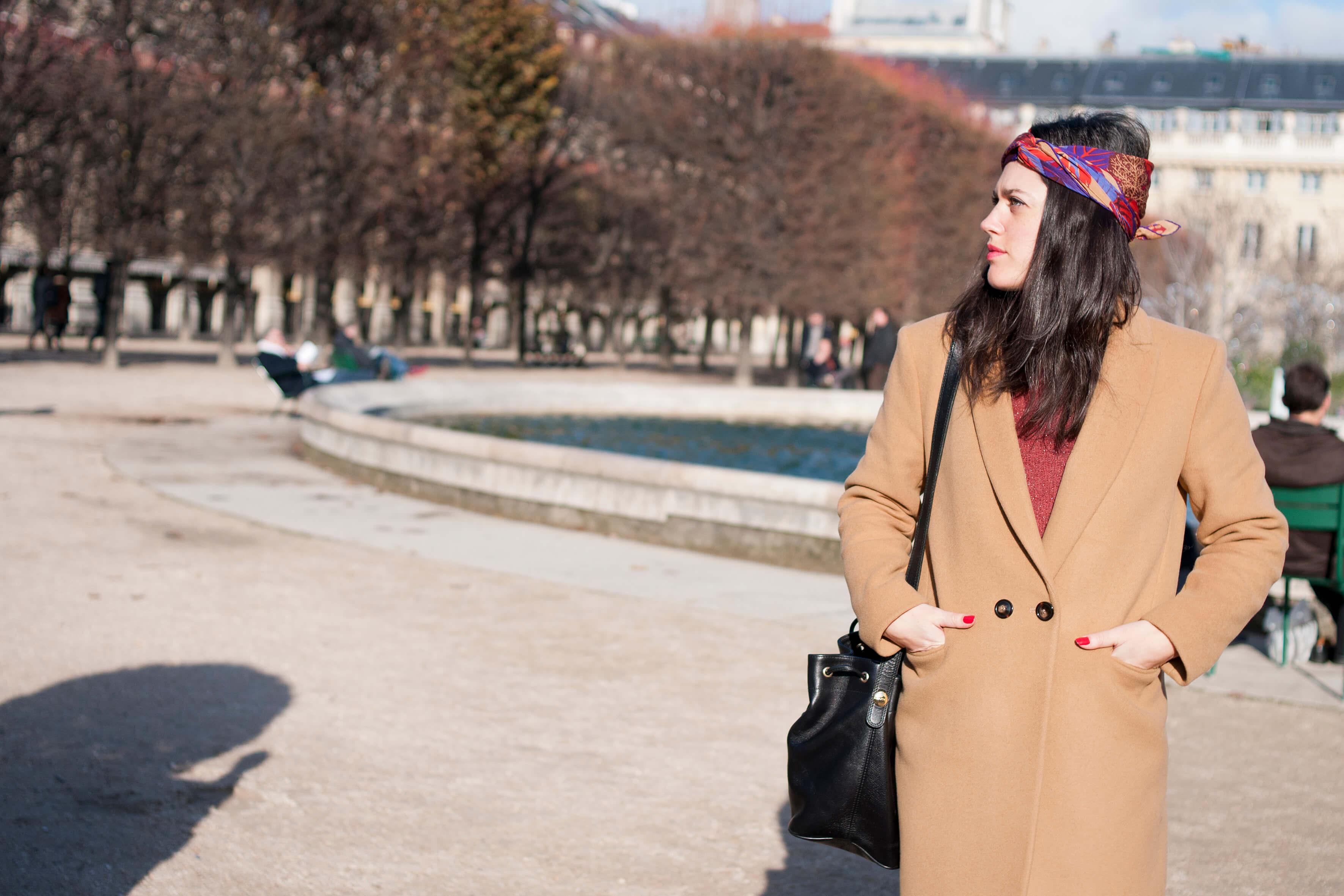 Promod manteau hiver latelierdal blog mode Paris