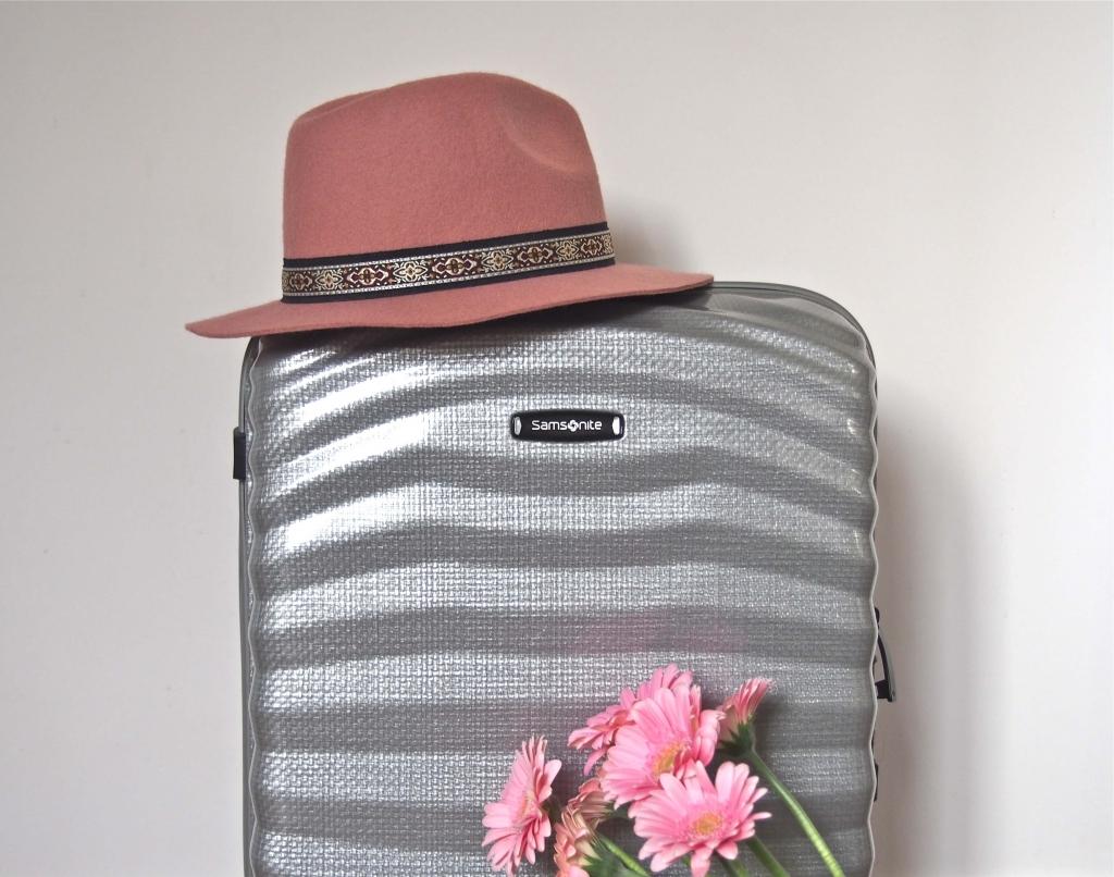 Samsonite x latelierdal blog lifestyle et voyage
