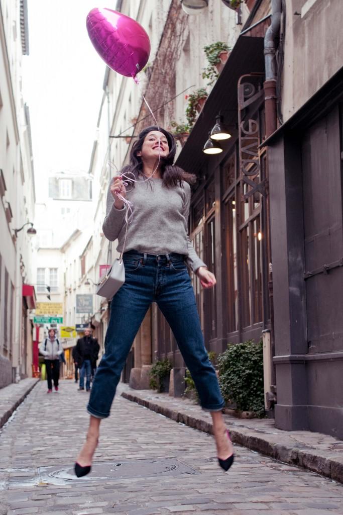 look lévis 501 Latelierdal blog mode Paris