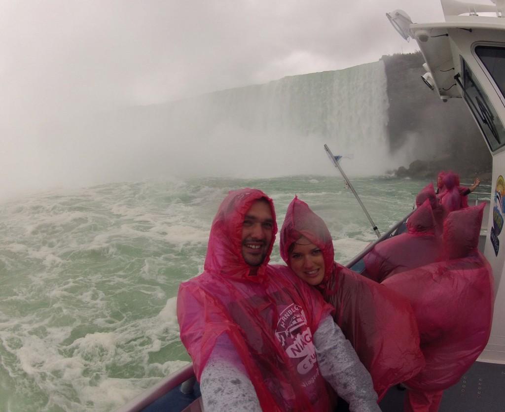 Chutes du Niagara Canada city guide latelierdal blog voyage lifestyle