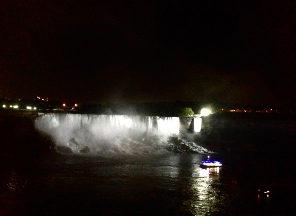 Chutes du Niagara Canada city guide latelierdal blog voyage lifestyle