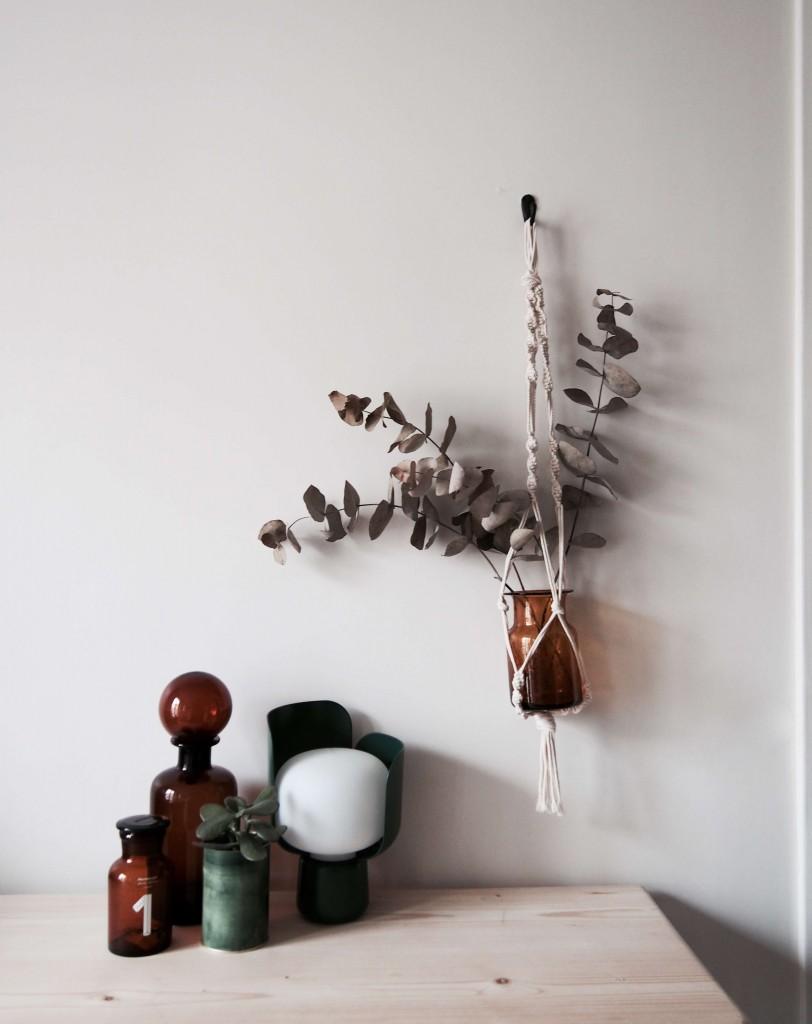 DIY tuto suspension en macramé plantes latelierdal blog lifestyle diy