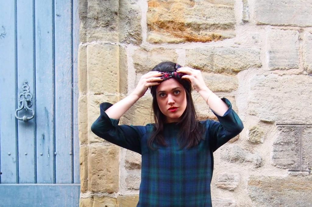 Anne Durrieu et Latelierdal blog mode Paris