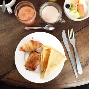 Bonne adresse brunch Paris Batignolles 17 latelierdal blog mode lifestyle France