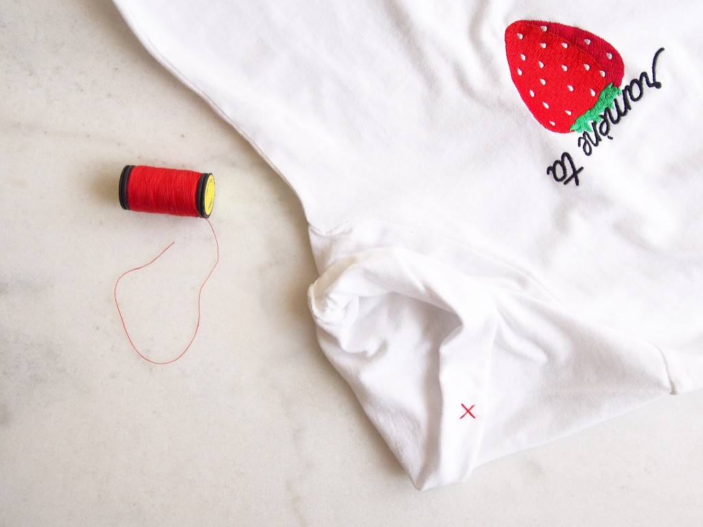 DIY tuto customisation tee shirt Latelierdal blog lifestyle